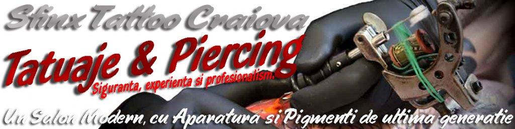 Salon Specializat in Tatuaje & Body Piercing